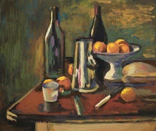 Henri Matisse  Watercolor on Paper - 2