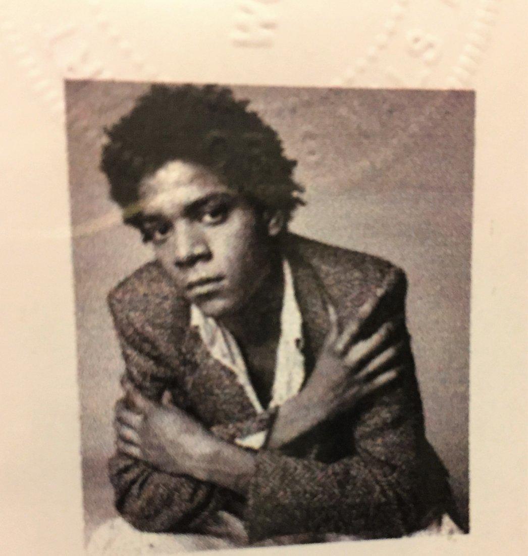 Jean-Michel Basquiat Mixed Media on heavy paper - 4