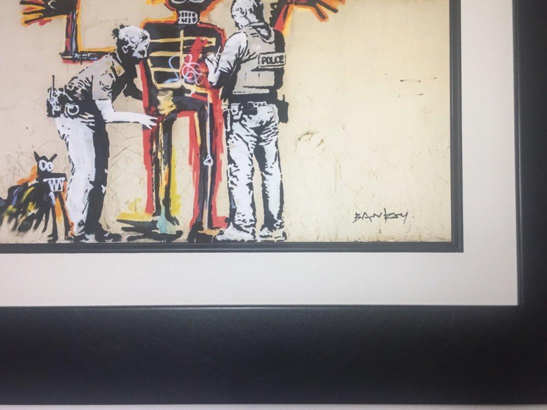 Banksy Lithograph - 2