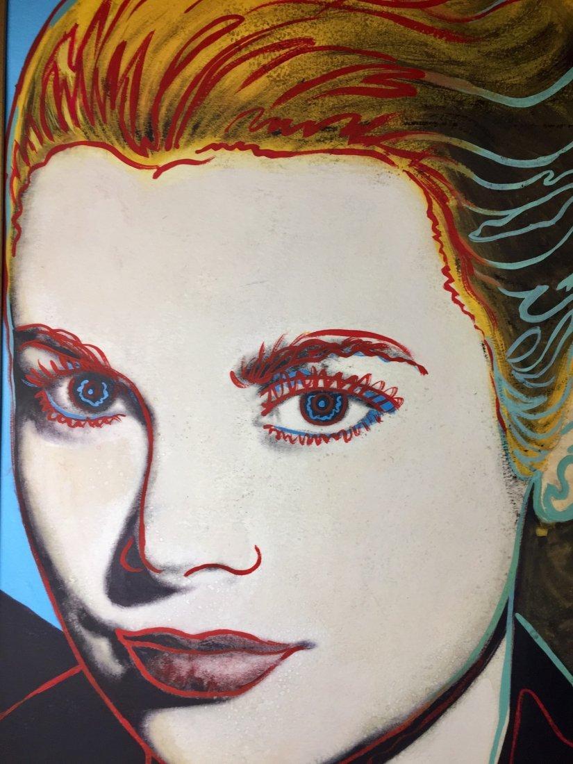 Andy Warhol Watercolor - 2