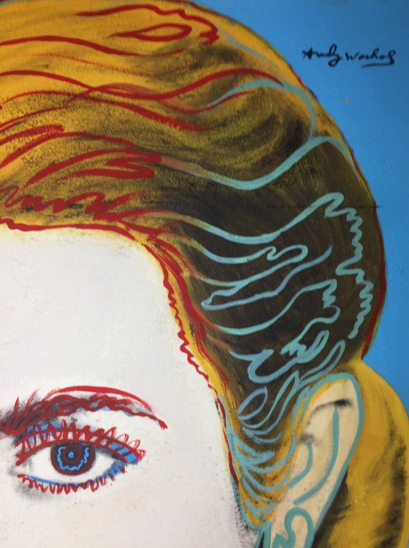 Andy Warhol Watercolor - 3