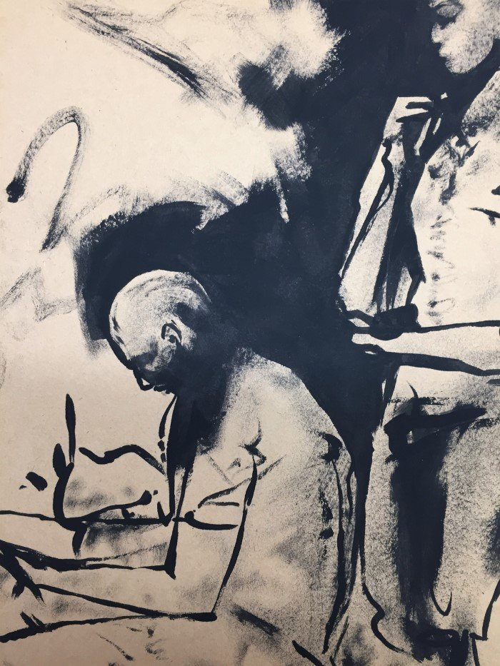 Pablo Picasso Ink on paper - 2