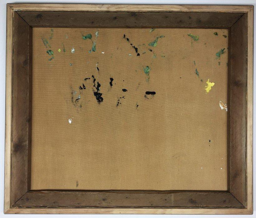 Jackson Pollock Oil on Canvas - 2