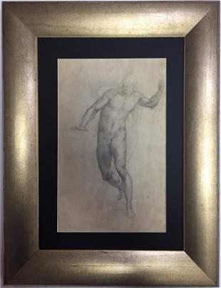 Michelangelo di Lodovico Lithograph