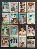Topps Baseball HOF'ers, Rookies etc. (34)