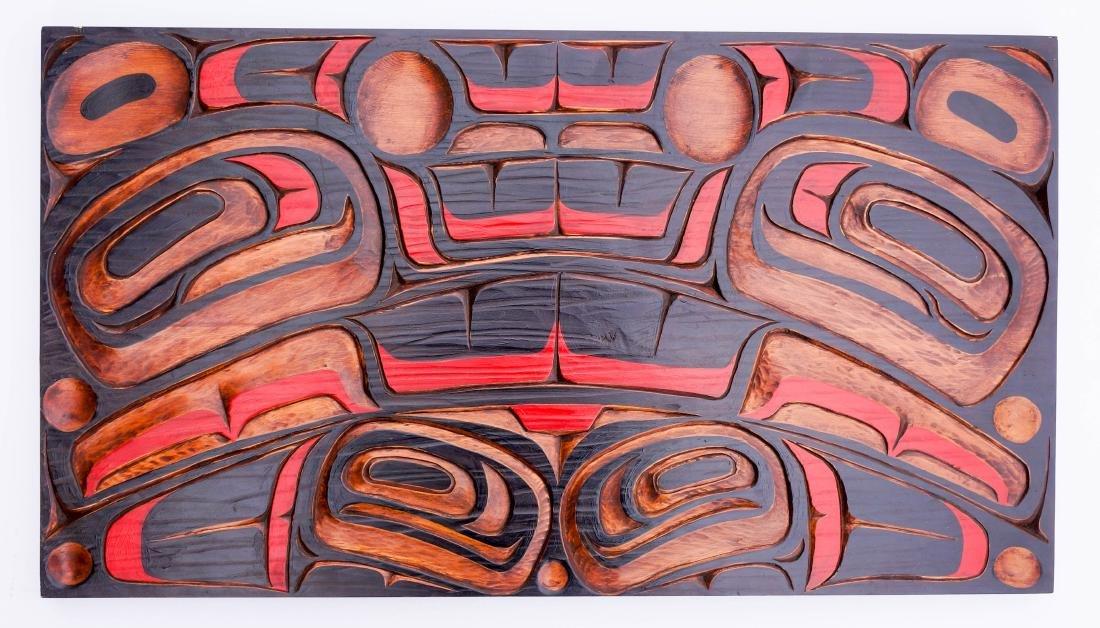 Coudawot, Prince Rupert, B.C. Box Panel