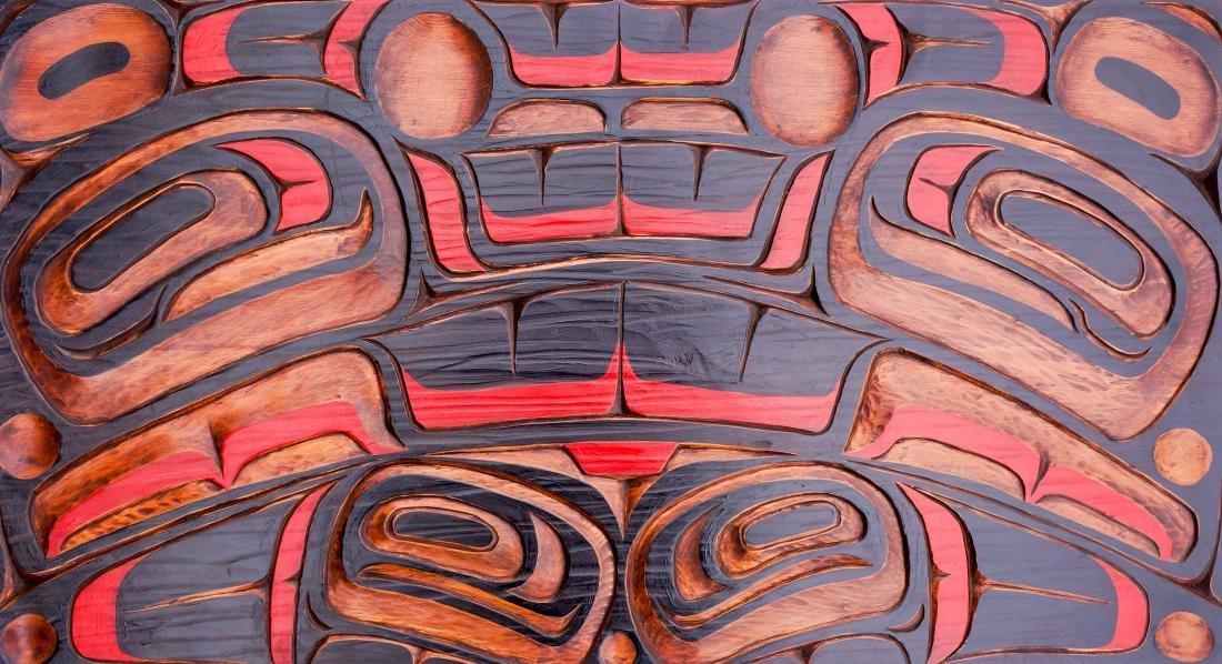 Coudawot, Prince Rupert, B.C. Box Panel - 2