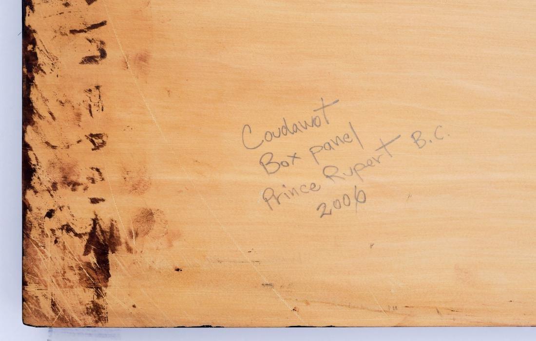 Coudawot, Prince Rupert, B.C. Box Panel - 3
