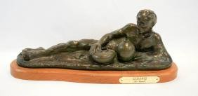 Ace Powell (1912-1978) Bronze [Ceramis]