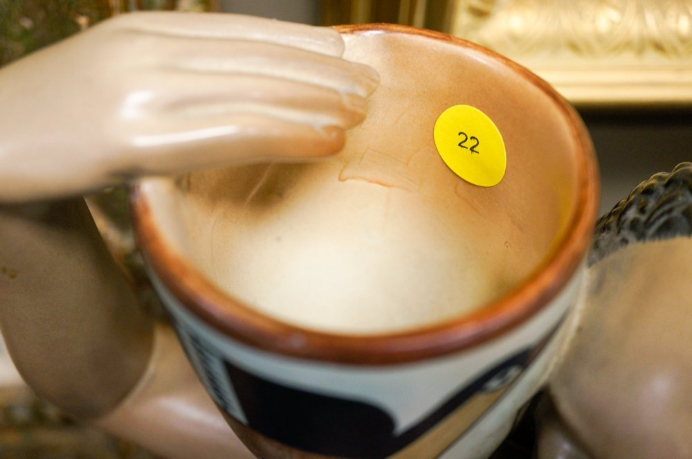Important Lenci, Torino Italy Pottery Figure - 9