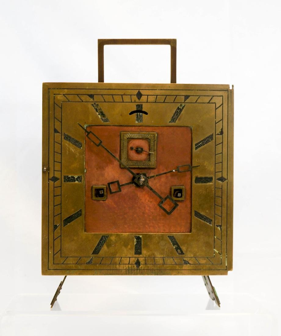Antique Arts & Crafts Clock