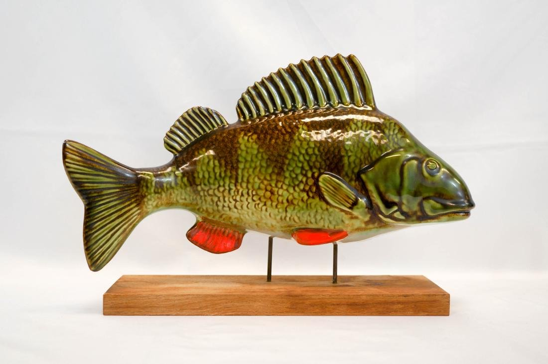 Gustavsberg Sweden Sven Wejsfelt Fish