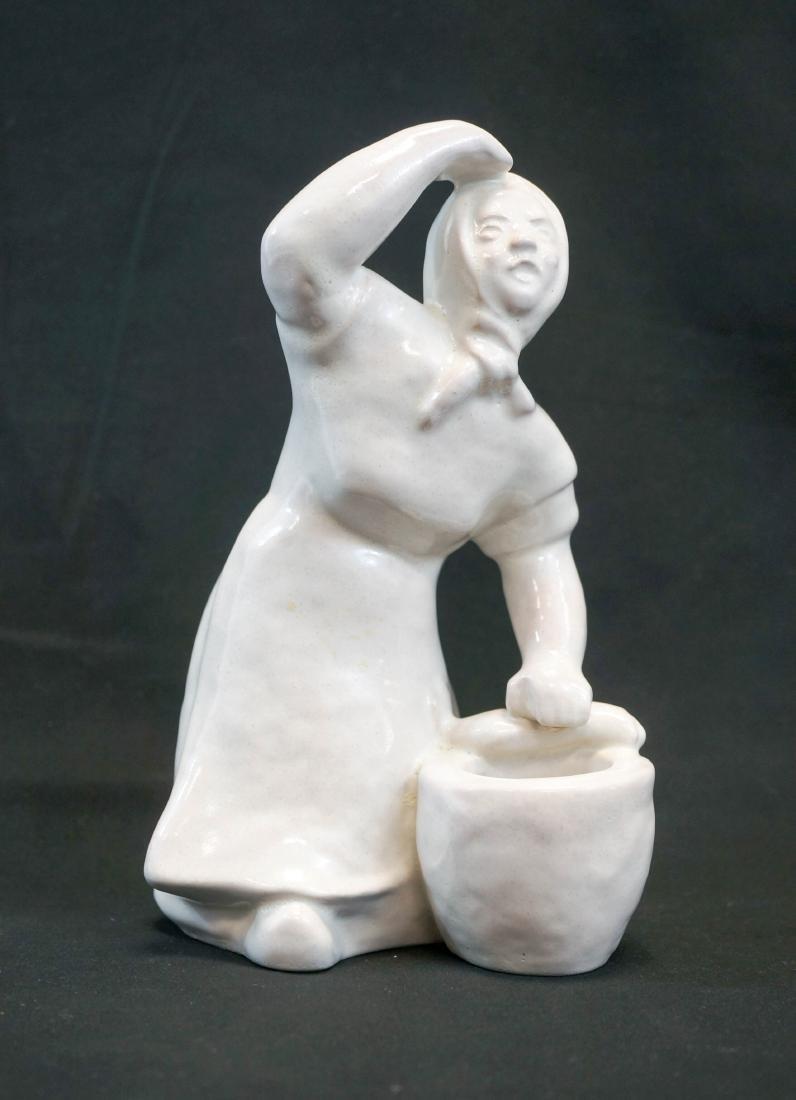 Michael Andersen Studio Pottery Figure, Denmark