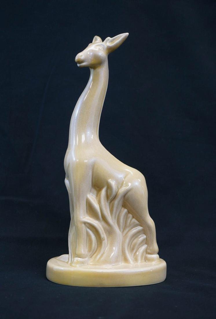 Vally Wieselthier for General Ceramics Giraffe