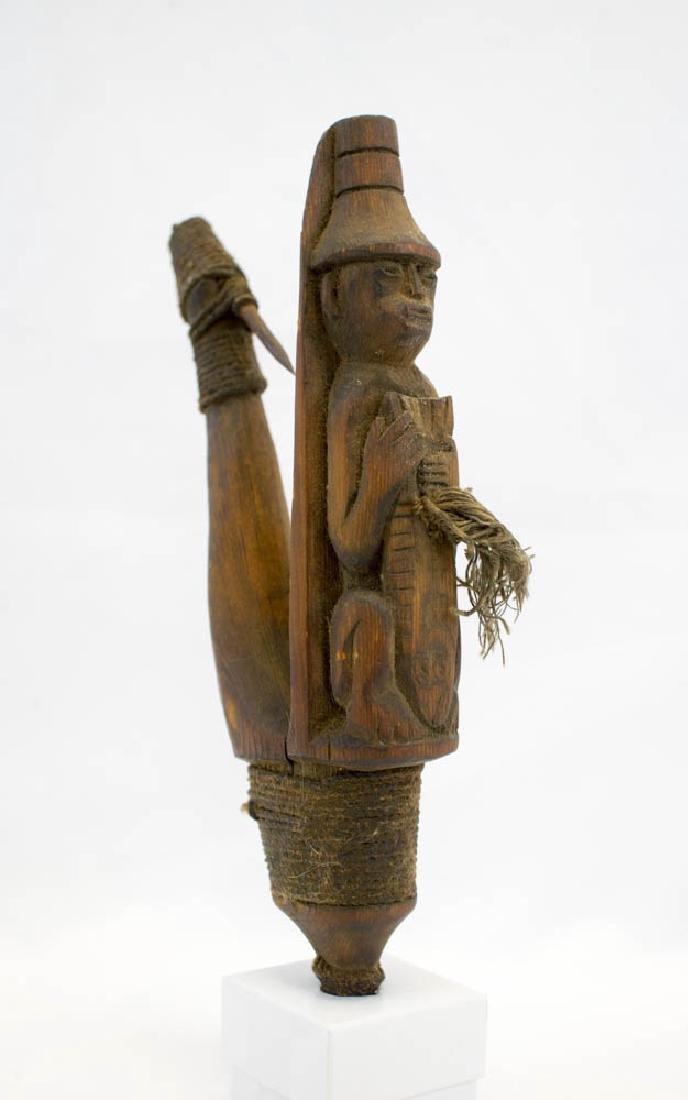 Antique Tlingit Northwest Coast Halibut Hook