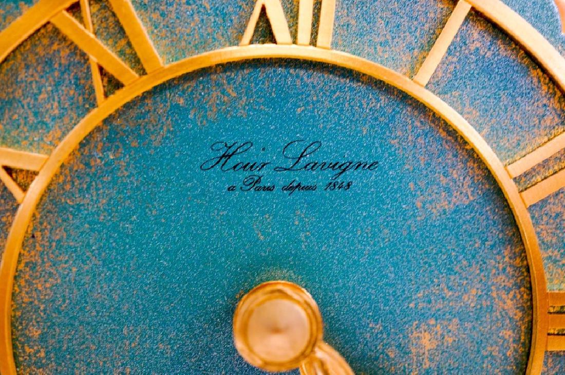Hour Lavigne Floral Desk Clock - 4