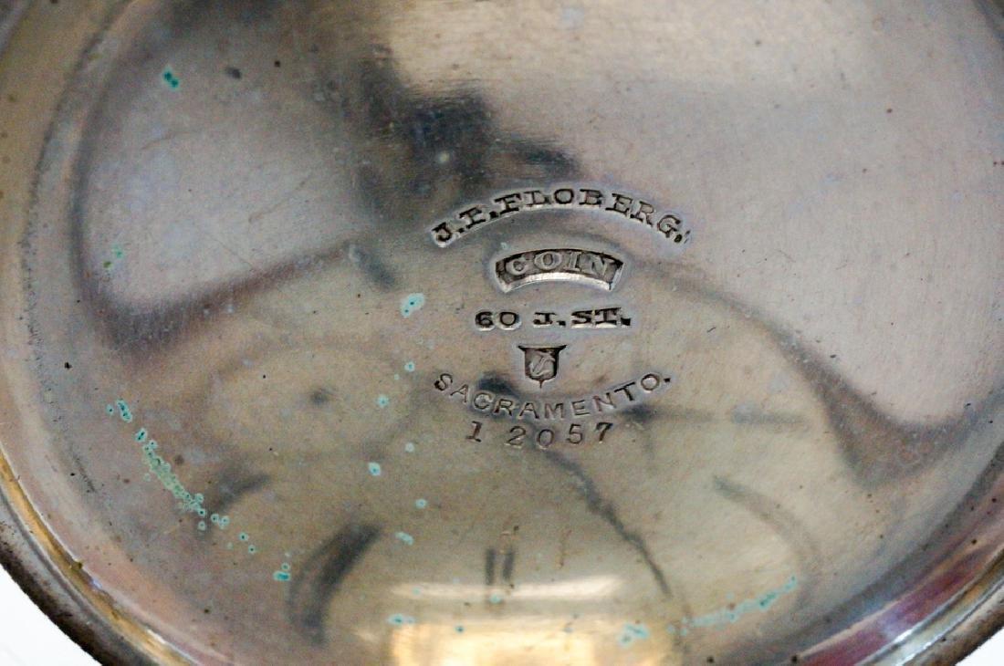 E. Howard & Co., Boston Coin Silver J.P. Floberg - 3