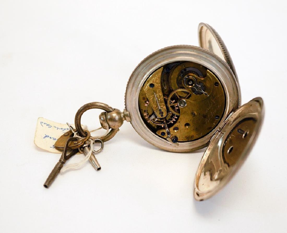 E. Howard & Co., Boston Coin Silver J.P. Floberg - 4