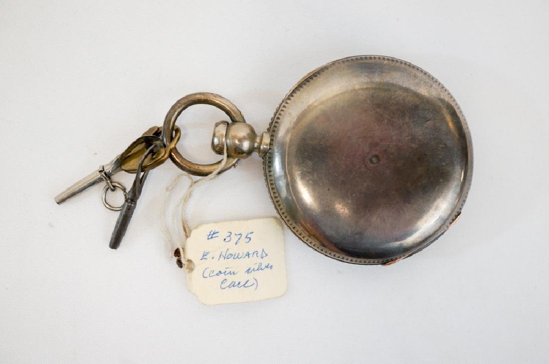 E. Howard & Co., Boston Coin Silver J.P. Floberg - 8