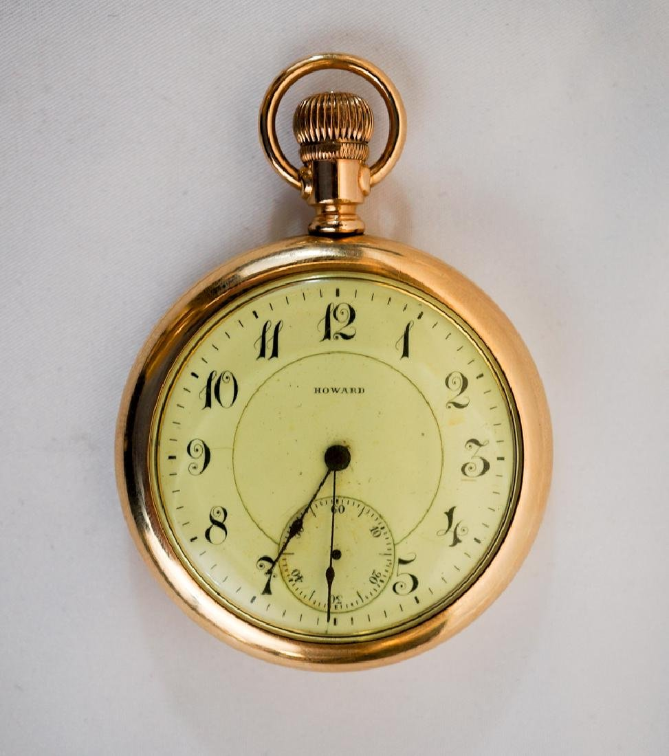 E. Howard & Co. (Keystone) Pocket Watch