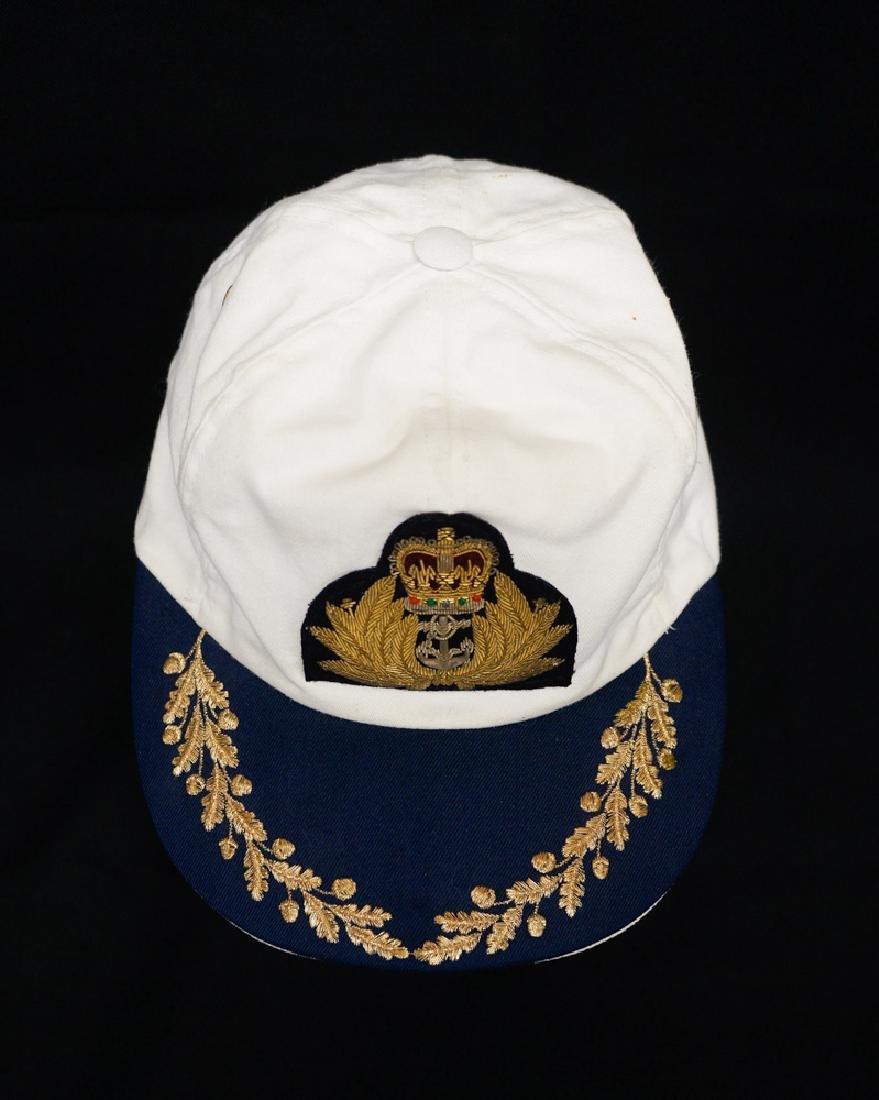 Neiman Marcus Seafairing Yachting Hat Bullion