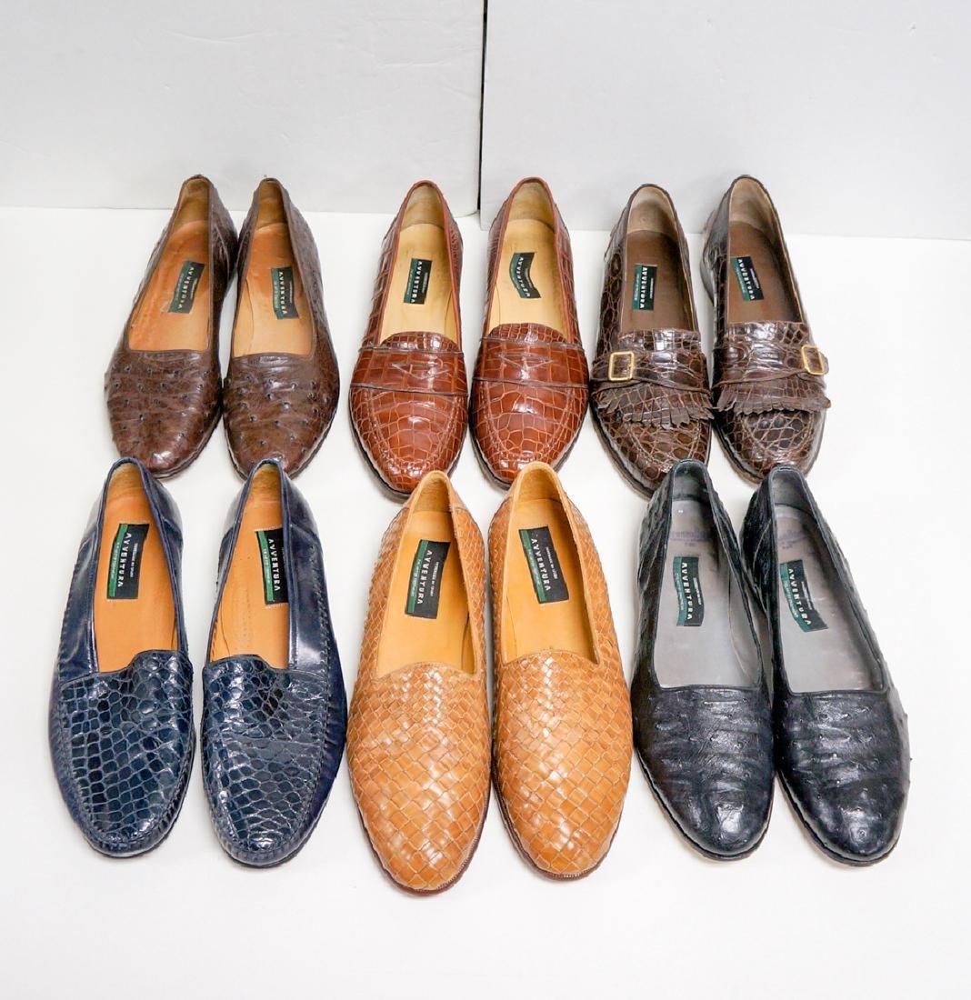 Lot Six (6) Avventura Mens Shoes