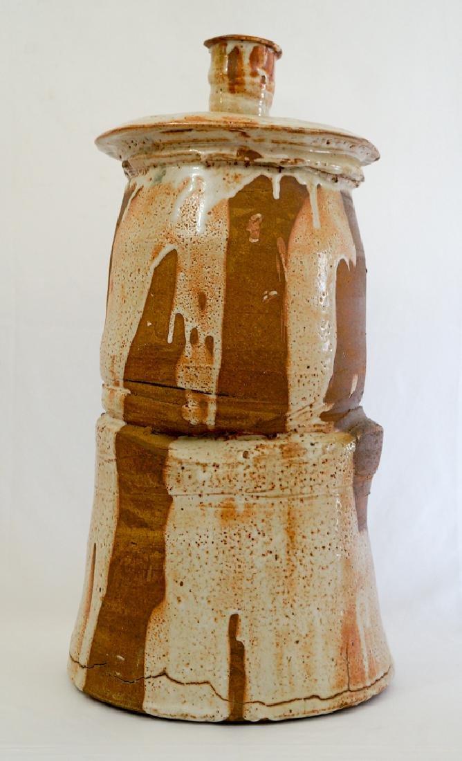 "Ken Ferguson (Missouri, 1938-2005) 23"" x 11.5"""