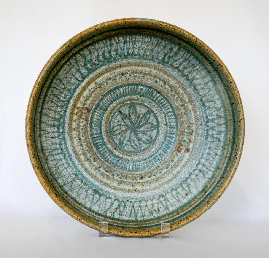 Ken Ferguson (Missouri, 1938-2005) Decorated Bowl
