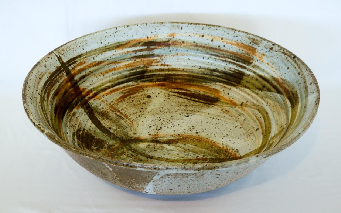 Jerry Glenn (Oregon, 1936-) Massive Bowl 20.75""