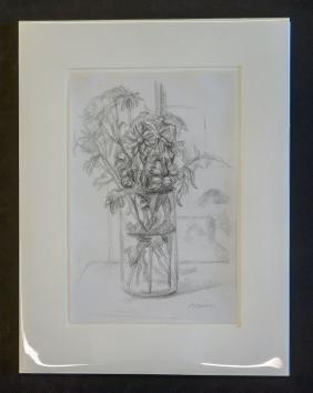 Wilbur Niewald (missouri, Born 1925) Original Art