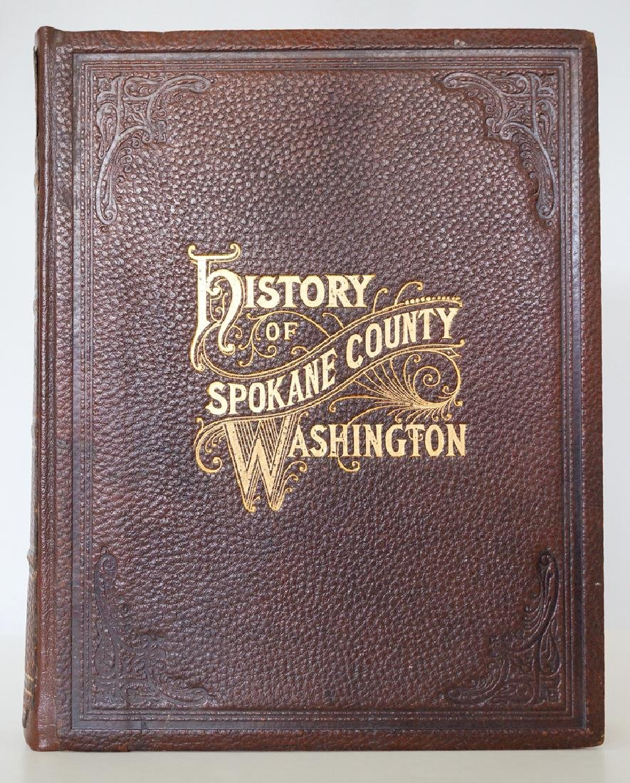 History of Spokane County Washington, 1900 Edition