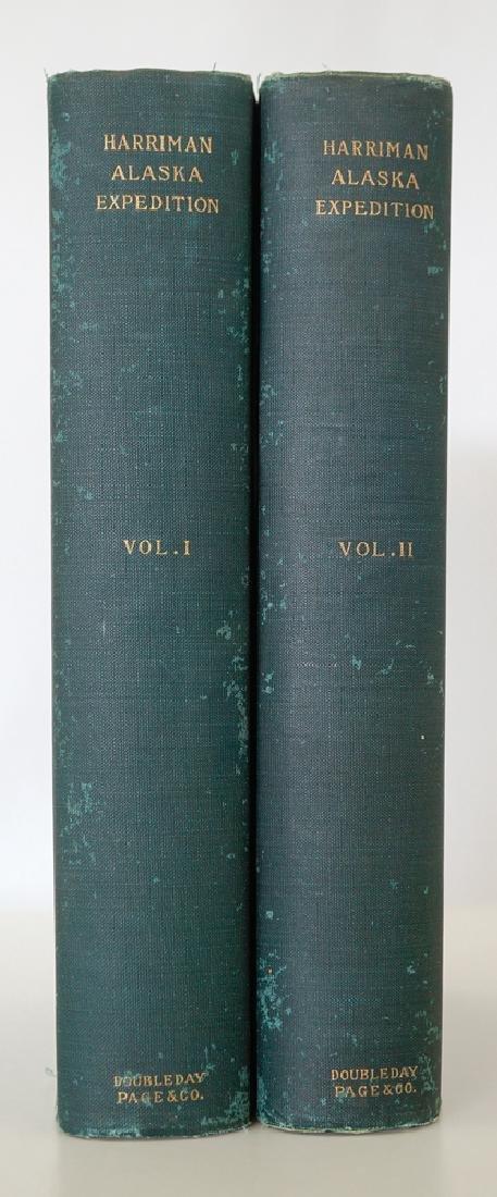 Harriman Alaska Expedition, Volume I II 1901 1st - 2