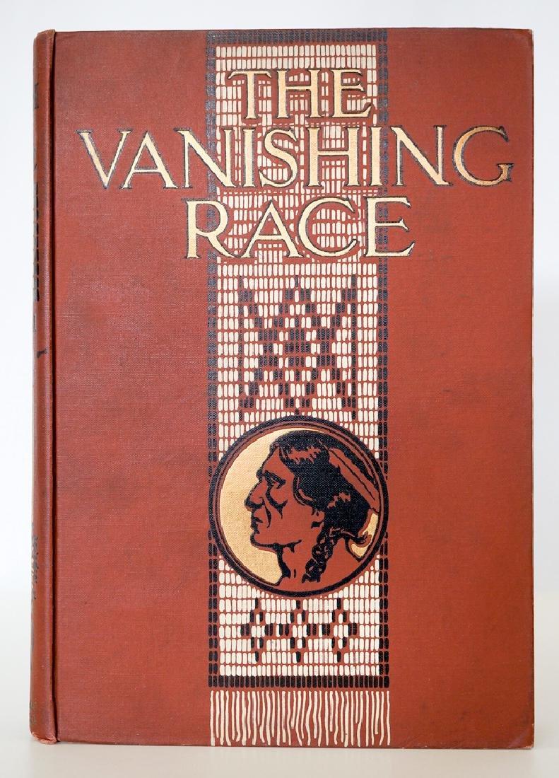 The Vanishing Race by Joseph Dixon 1913 1st Ed.