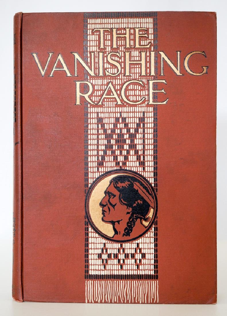 The Vanishing Race by Joseph Dixon 1913 1st Ed.