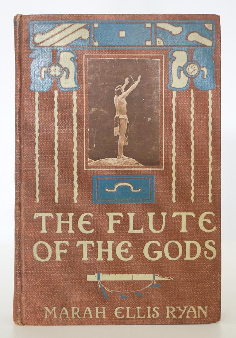 The Flute of the Gods by Ryan, Edward Curtis Ill