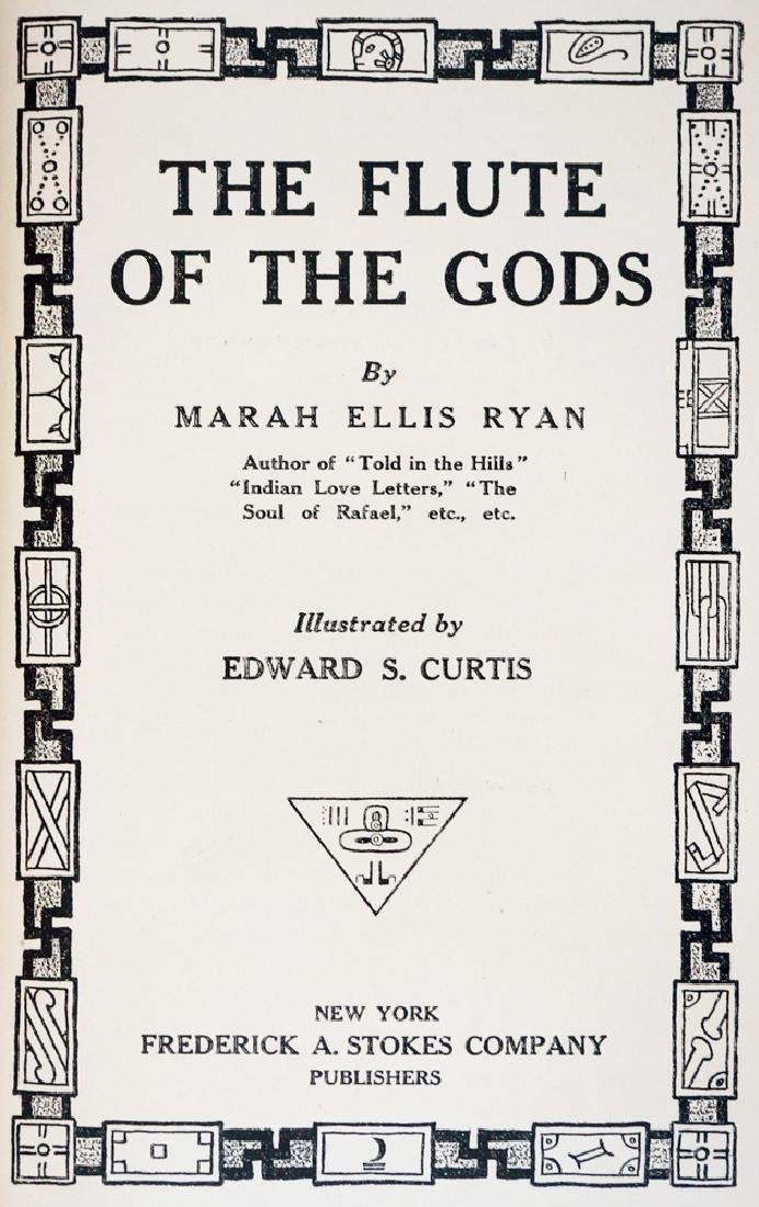 The Flute of the Gods by Ryan, Edward Curtis Ill - 3