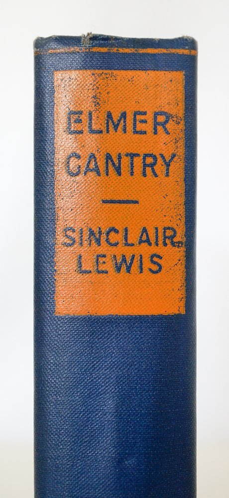 Elmer Gantry by Sinclair Lewis 1927 First/First