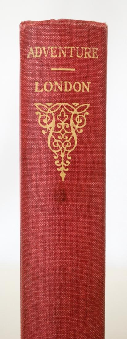 Jack London, Adventure 1911 First Edition