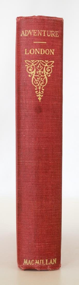 Jack London, Adventure 1911 First Edition - 2