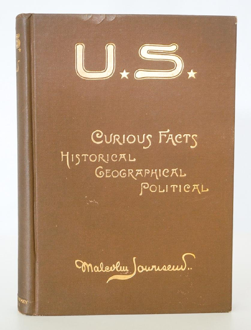 U.S. An Index by Malcolm Townsend