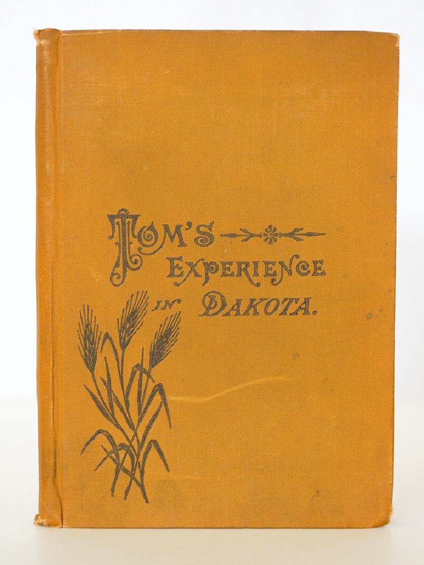 Tom's Experience in Dakota, 1883
