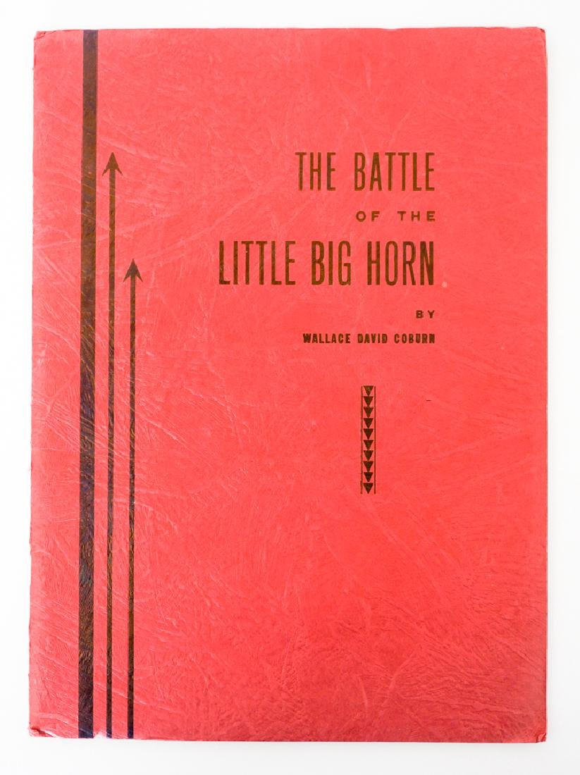 The Battle of the Little Big Horn, W.D. Coburn