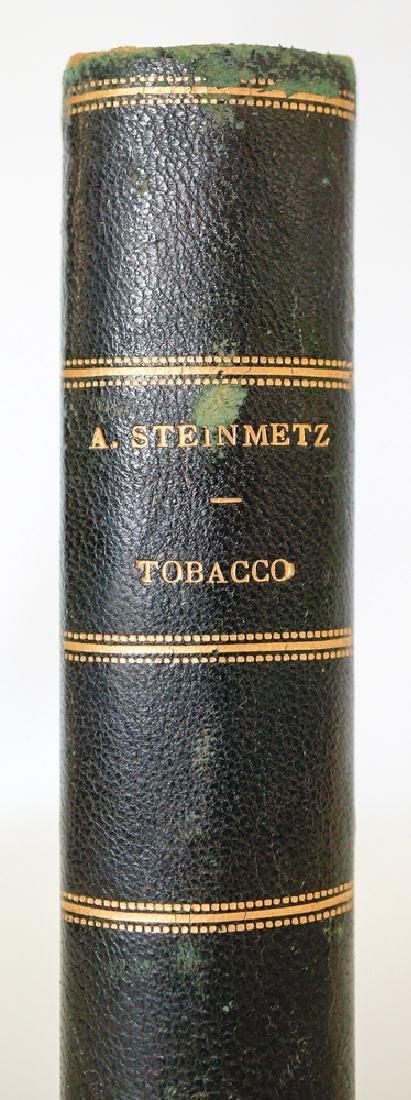 Tobacco by Andrew Steinmetz, 1857