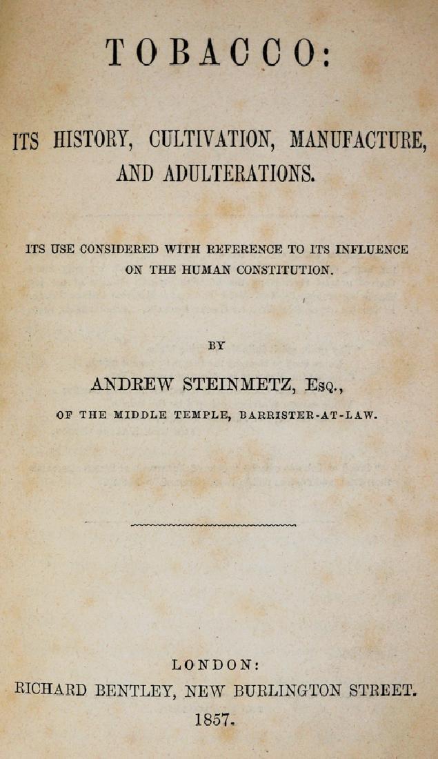 Tobacco by Andrew Steinmetz, 1857 - 4