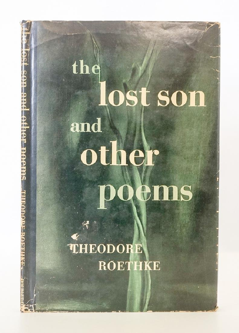 Theodore Roethke Signed First Edition