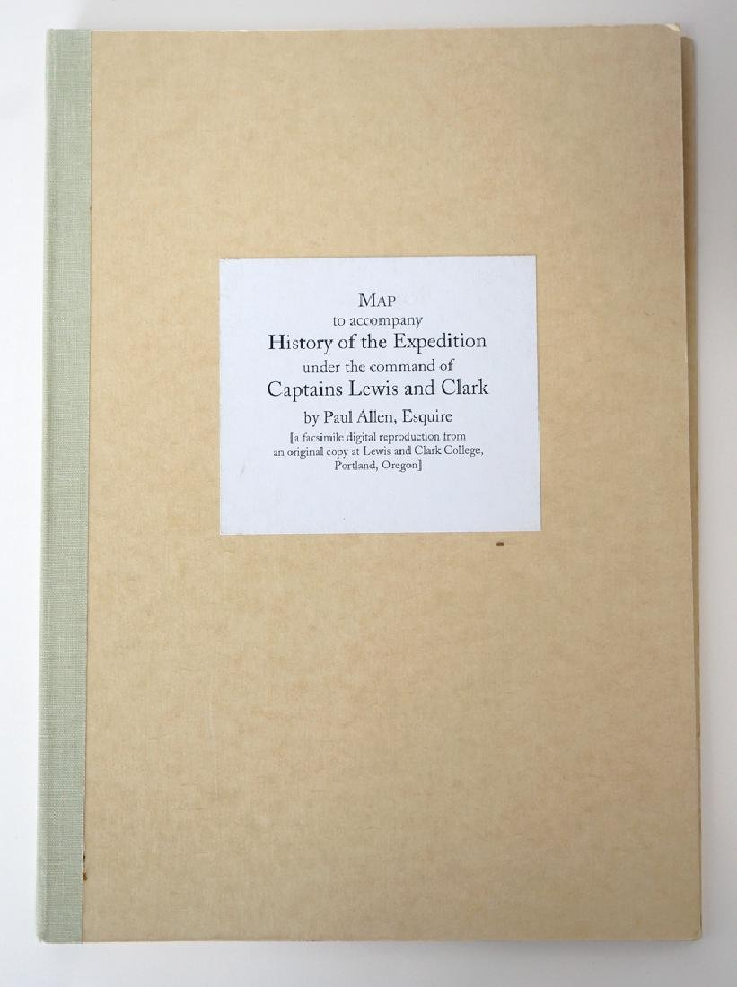 History of The Expedition Lewis and Clark, 1814 - 3