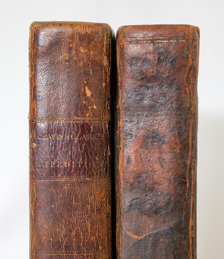 History of The Expedition Lewis and Clark, 1814 - 4