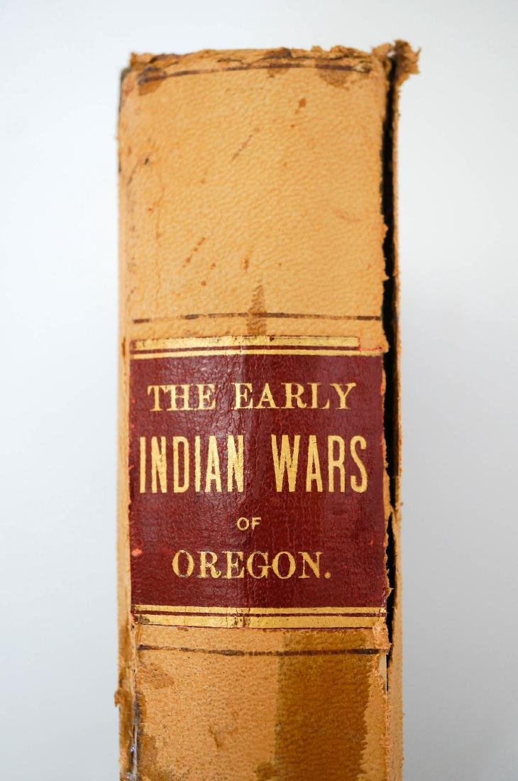 Early Indian Wars of Oregon, Frances Fuller Victor