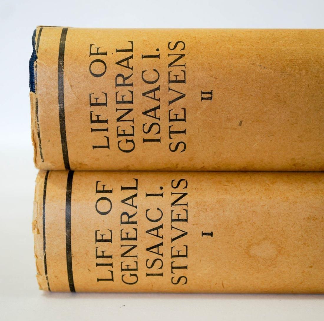 Life of General Isaac Stevens by Hazard Stevens