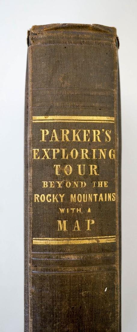 Parker's Exploring Tour Beyond the Rocky Mountains